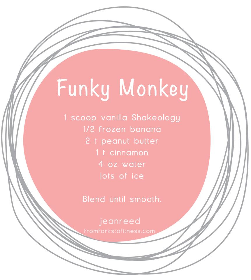 Funky Monkey Shake