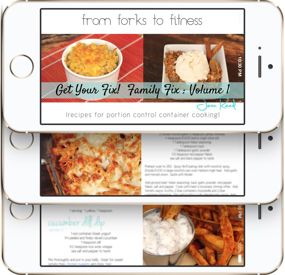 21 Day Fix Family Recipes