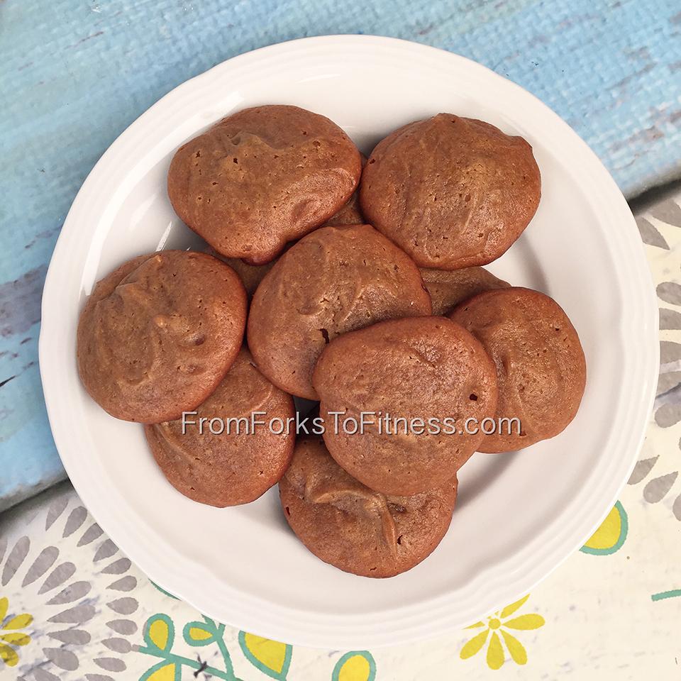 21 Day Fix:  Peanut Butter Cookies