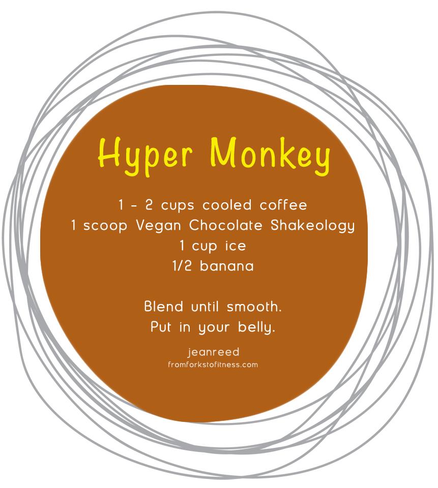 Hyper Monkey Shake