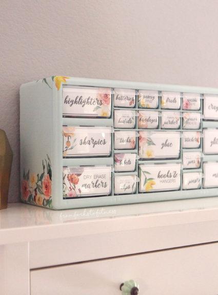 Teacher Gift Idea:  Teacher Toolbox